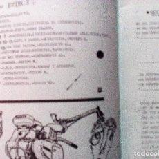 Revistas de música: METROPOLIS FANZINE ORIGINAL VILLARREAL LA GRAN PARADA AZUL Y NEGRO Y.M.O. LO MAS GUSTOSO. Lote 99536047