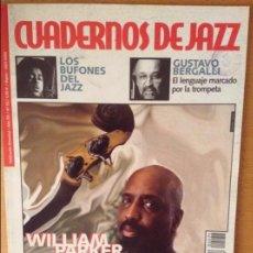 Revistas de música: CUADERNOS DE JAZZ - AÑO XIII - Nº 75 (MARZO ABRIL 2003). Lote 100375827