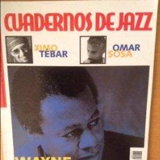 Revistas de música: CUADERNOS DE JAZZ - AÑO XIII - Nº 76 (MAYO JUNIO 2003). Lote 100375959