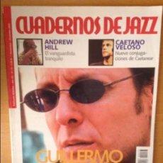 Revistas de música: CUADERNOS DE JAZZ - AÑO XIII - Nº 73 (NOVIEMBRE DICIEMBRE 2002). Lote 100376143
