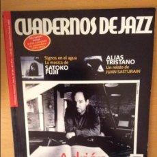 Revistas de música: CUADERNOS DE JAZZ - AÑO X - Nº 60 (SEPTIEMBRE OCTUBRE 2000). Lote 100376491