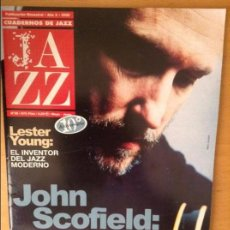 Revistas de música: CUADERNOS DE JAZZ - AÑO X - Nº 58 (MAYO JUNIO 2000). Lote 100376583
