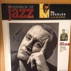 Revistas de música: CUADERNOS DE JAZZ - AÑO XV - Nº 88 (MAYO JUNIO 2005). Lote 100376743