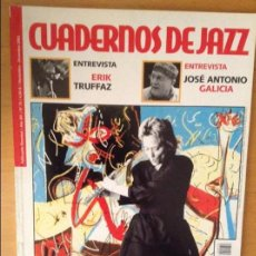 Revistas de música: CUADERNOS DE JAZZ - AÑO XIV - Nº 79 (NOVIEMBRE DICIEMBRE 2003). Lote 100377539