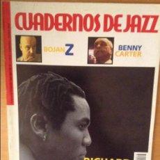 Revistas de música: CUADERNOS DE JAZZ - AÑO XIII - Nº 78 (SEPTIEMBRE OCTUBRE 2003). Lote 100377663