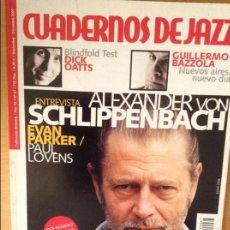Revistas de música: CUADERNOS DE JAZZ - AÑO XII - Nº 67 (NOVIEMBRE DICIEMBRE 2001). Lote 100377771