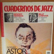 Revistas de música: CUADERNOS DE JAZZ - AÑO XII - Nº 70 (MAYO JUNIO 2002). Lote 100378631