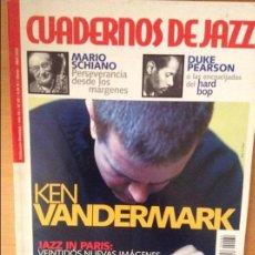 Revistas de música: CUADERNOS DE JAZZ - AÑO XII - Nº 69 (MARZO ABRIL 2002). Lote 100378751