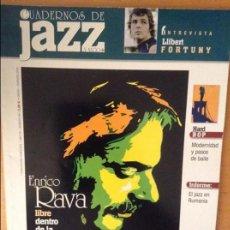 Revistas de música: CUADERNOS DE JAZZ - AÑO XV - Nº 86 (ENERO FEBRERO 2005). Lote 100378955