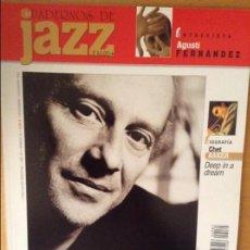 Revistas de música: CUADERNOS DE JAZZ - AÑO XV - Nº 85 (NOVIEMBRE DICIEMBRE 2004). Lote 100379055