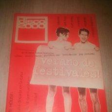Revistas de música: REVISTA DISCO 2000 NÚMERO 9 1996. Lote 100455540