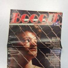 Revistas de música: REVISTA BOOGIE Nº 3 NOVIEMBRE 1988. Lote 104028615