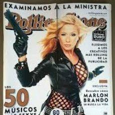 Revistas de música: ROLLING STONE NUMERO 31 MAYO 2002. Lote 104506811
