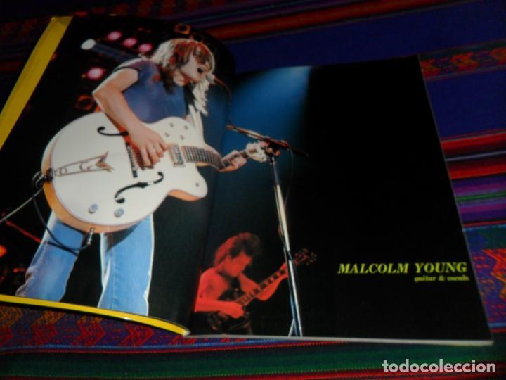 Revistas de música: EN INGLÉS. AC DC AC/DC HEAVY METAL PHOTO BOOK. OMNIBUS PRESS 1983. 128 PGNS ALUCINANTES. - Foto 7 - 104617831