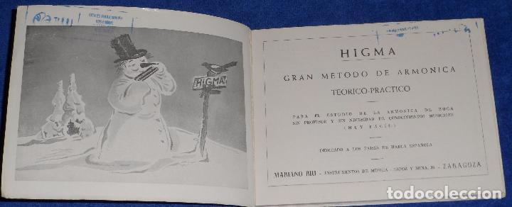 Revistas de música: Gran método de Armónica - HIGMA (1958) - Foto 2 - 104979839