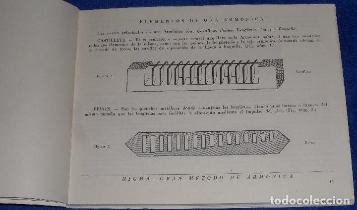 Revistas de música: Gran método de Armónica - HIGMA (1958) - Foto 4 - 104979839