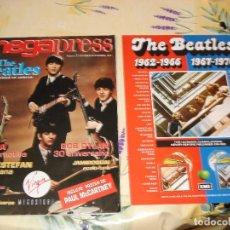 Revistas de música: REVISTA MEGAPRESS 1993 BEATLES, NIRVANA,PRINCE, BOB DYLAN. Lote 105071039