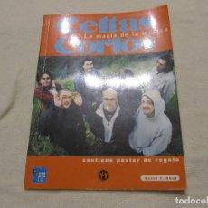 Revistas de música - CELTAS CORTOS LA MAGIA DE LA MUSICA LIBRO COLECCION IDOLOS DEL POP POR DAVID F.ABEL - 105747315