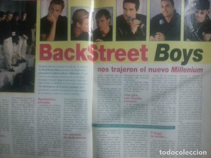 Revistas de música: Backstreet boys (Nick carter) Colección de artículos, reportajes y revista - Foto 3 - 172146552