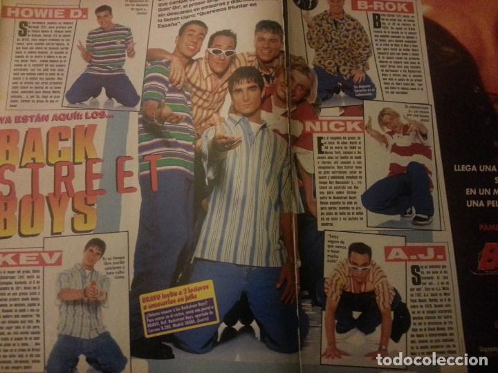 Revistas de música: Backstreet boys (Nick carter) Colección de artículos, reportajes y revista - Foto 10 - 172146552