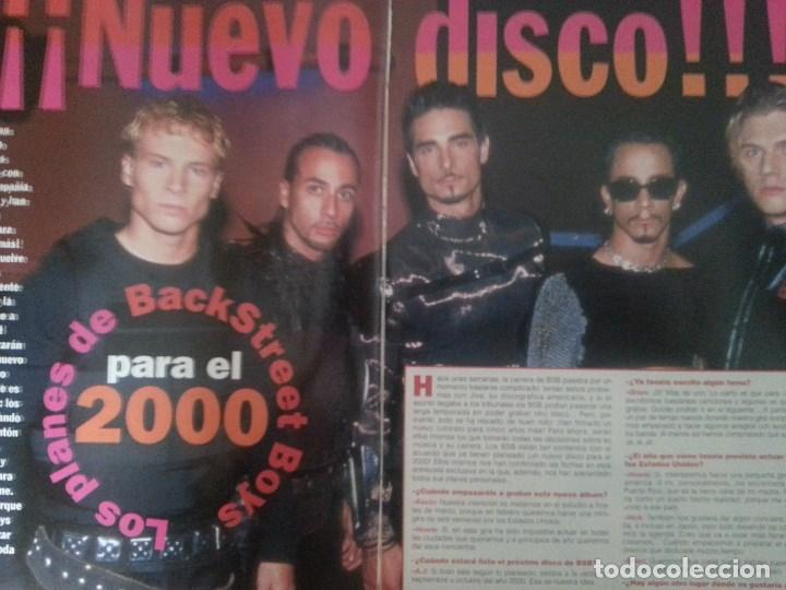 Revistas de música: Backstreet boys (Nick carter) Colección de artículos, reportajes y revista - Foto 13 - 172146552