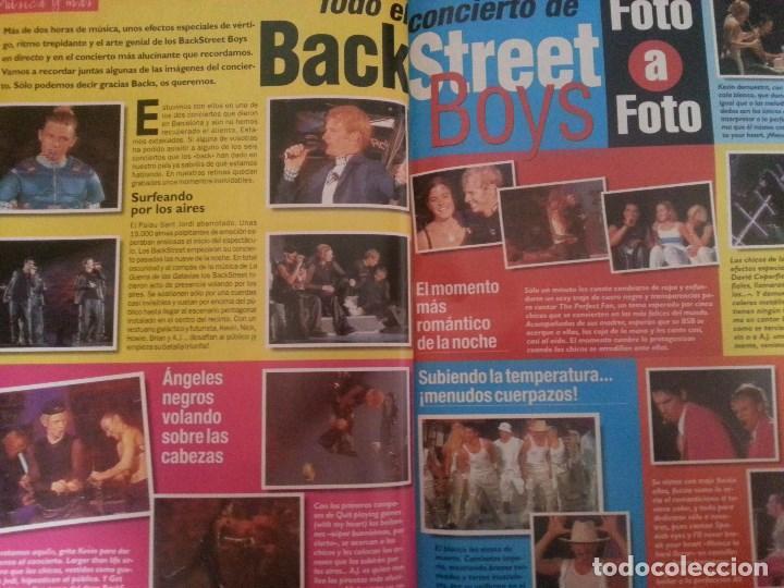 Revistas de música: Backstreet boys (Nick carter) Colección de artículos, reportajes y revista - Foto 14 - 172146552