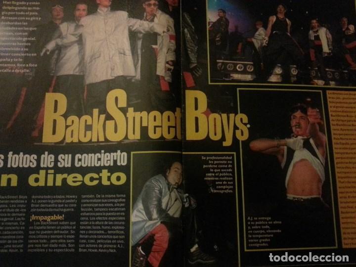 Revistas de música: Backstreet boys (Nick carter) Colección de artículos, reportajes y revista - Foto 15 - 172146552