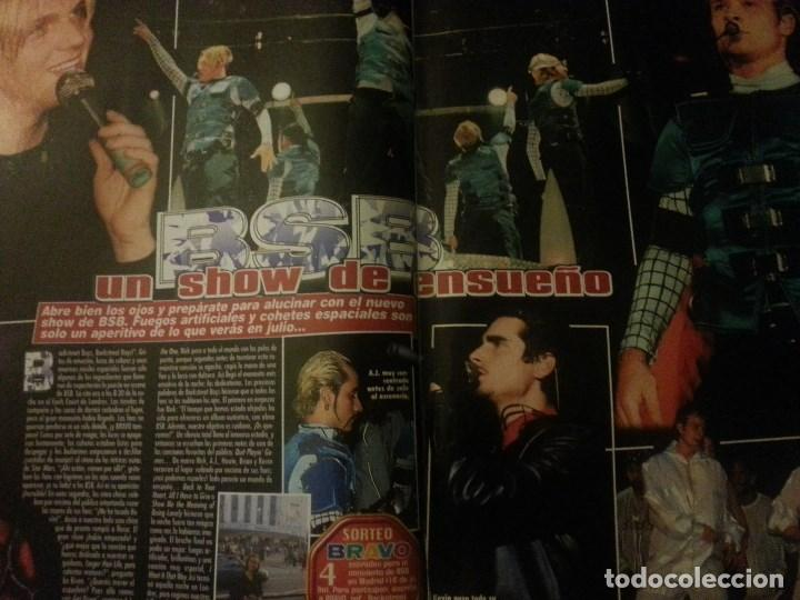 Revistas de música: Backstreet boys (Nick carter) Colección de artículos, reportajes y revista - Foto 18 - 172146552
