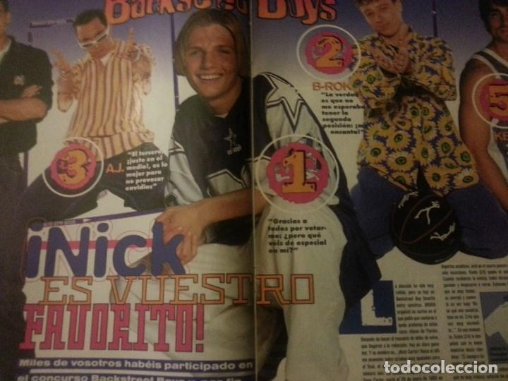 Revistas de música: Backstreet boys (Nick carter) Colección de artículos, reportajes y revista - Foto 20 - 172146552