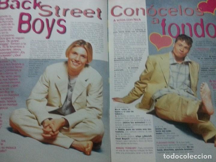 Revistas de música: Backstreet boys (Nick carter) Colección de artículos, reportajes y revista - Foto 26 - 172146552