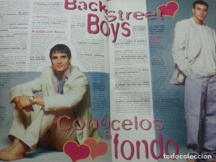 Revistas de música: Backstreet boys (Nick carter) Colección de artículos, reportajes y revista - Foto 27 - 172146552
