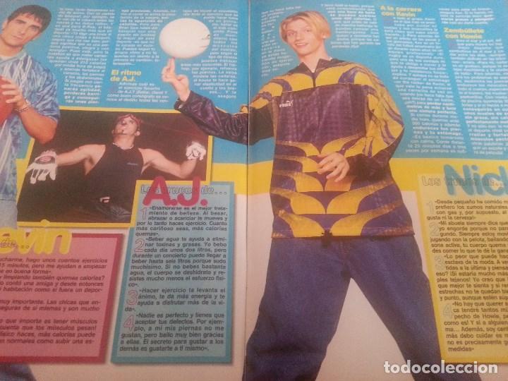 Revistas de música: Backstreet boys (Nick carter) Colección de artículos, reportajes y revista - Foto 30 - 172146552