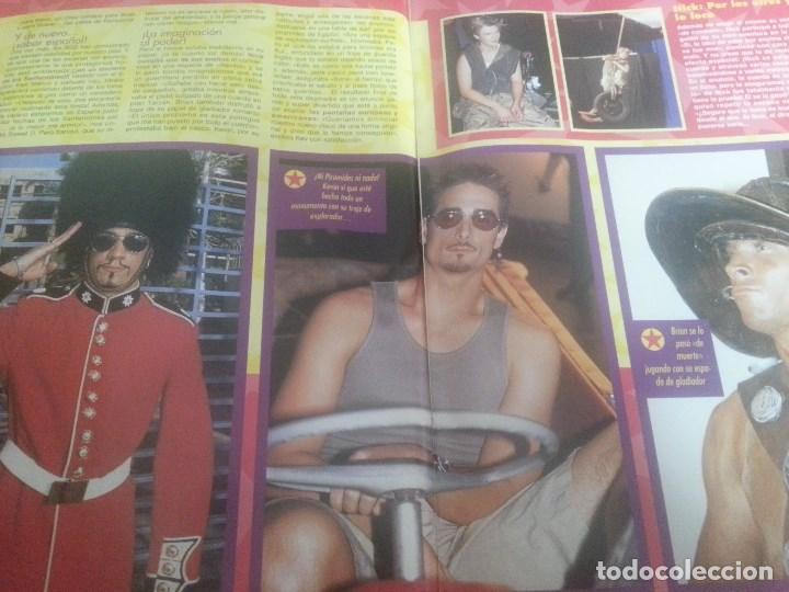 Revistas de música: Backstreet boys (Nick carter) Colección de artículos, reportajes y revista - Foto 32 - 172146552