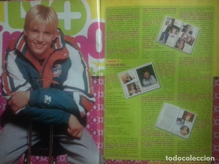 Revistas de música: Backstreet boys (Nick carter) Colección de artículos, reportajes y revista - Foto 36 - 172146552