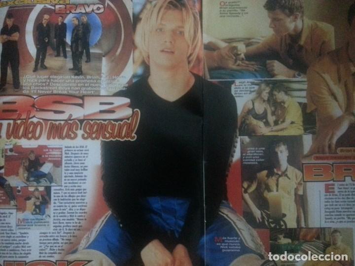 Revistas de música: Backstreet boys (Nick carter) Colección de artículos, reportajes y revista - Foto 37 - 172146552