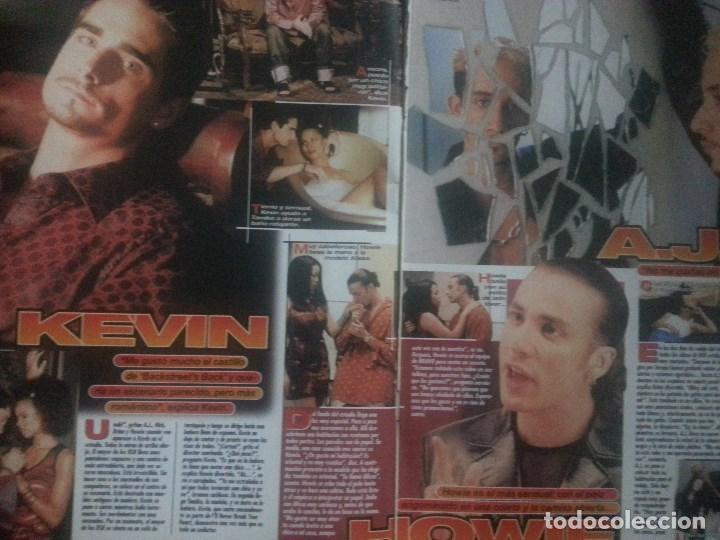 Revistas de música: Backstreet boys (Nick carter) Colección de artículos, reportajes y revista - Foto 38 - 172146552