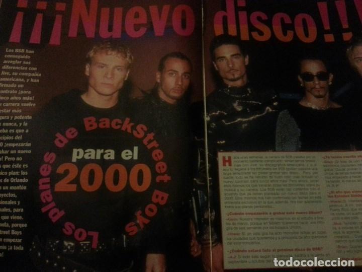 Revistas de música: Backstreet boys (Nick carter) Colección de artículos, reportajes y revista - Foto 41 - 172146552