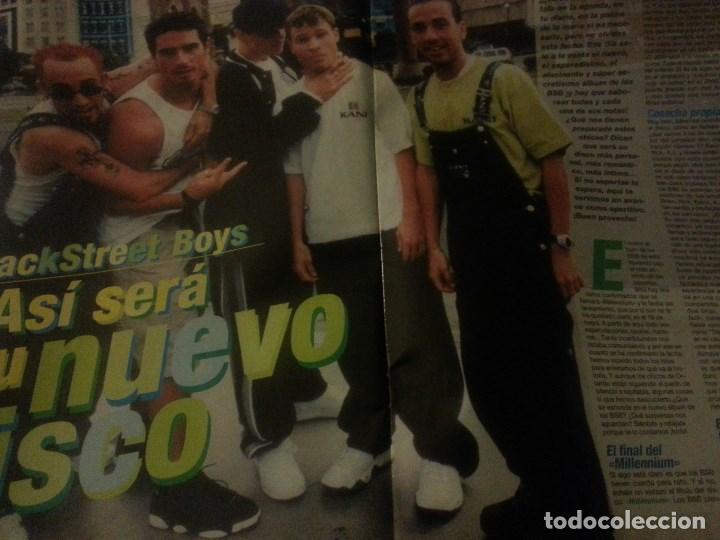 Revistas de música: Backstreet boys (Nick carter) Colección de artículos, reportajes y revista - Foto 45 - 172146552