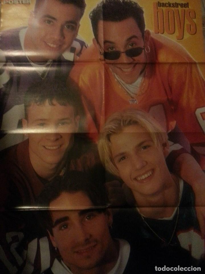 Revistas de música: Backstreet boys (Nick carter) Colección de artículos, reportajes y revista - Foto 46 - 172146552
