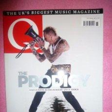Revistas de música: MAGAZINE Q N 280 THE PRODIGY BEASTIE BOYS GREEN DAY STING R. Lote 107084919