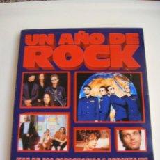 Revistas de música: UN AÑO DE ROCK, AÑO 1993. Lote 107668015