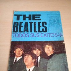 Revistas de música: THE BEATLES - TODOS SUS ÉXITOS. Lote 107835118