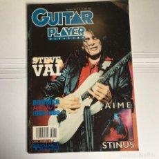Revistas de música: REVISTA GUITAR PLAYER - STEVE VAI - JAIME STINUS Nº 32. Lote 108784271