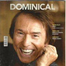 Revistas de música: REVISTA DOMINICAL : RAPHAEL . Lote 109404287