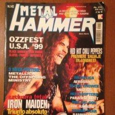 Revistas de música: METAL HAMMER #142. Lote 110067643
