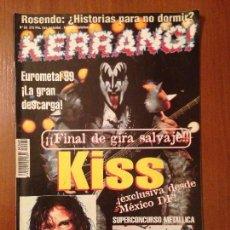 Revistas de música: KERRANG #68. Lote 110068103