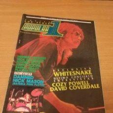Revistas de música: REVISTA POPULAR 1 NUMERO 117 1983 WHITESNAKE RICK DERRINGER HANOI ROCKS MISSING PERSONS BARNA HEAVY. Lote 110071739
