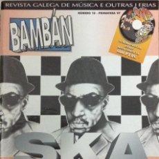 Revistas de música: BAMBAM SKA FULSOMES LOS ENEMIGOS GUERRILLA URBANA MANDARAGORAS LA GRIPE JOXE RIPIAU. Lote 110412547