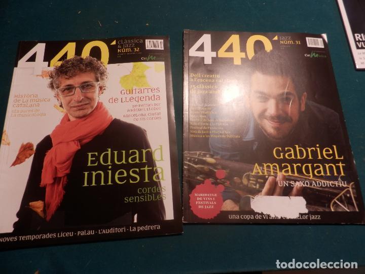 Revistas de música: 440 CLÀSSICA & JAZZ - LOTE 34 REVISTAS EN CATALÀ Nº 2-3-4-5-6-7-8-9-10-11-12-13-14-15-16-17-18-19... - Foto 28 - 65452894