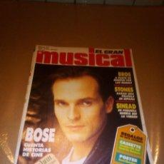 Revistas de música: EL GRAN MUSICAL 317 BUEN ESTADO. Lote 110588551
